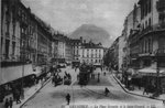 La place Grenette (Grenoble)